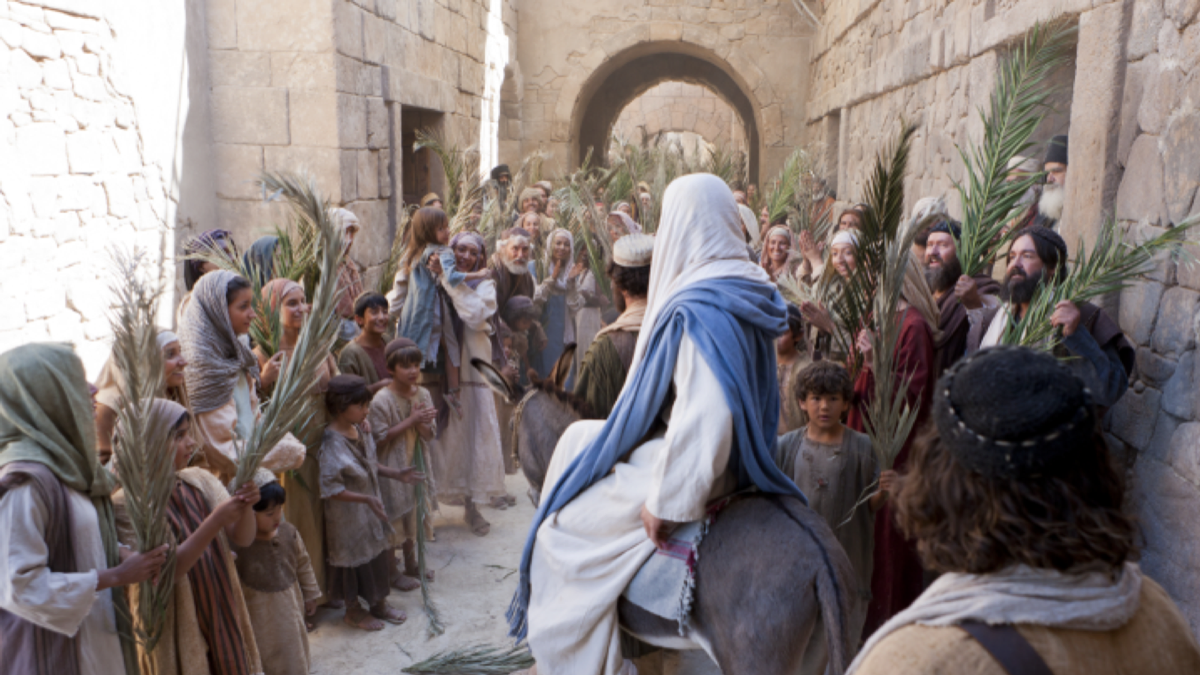 The Greatest Revolution (Palm Sunday) Image