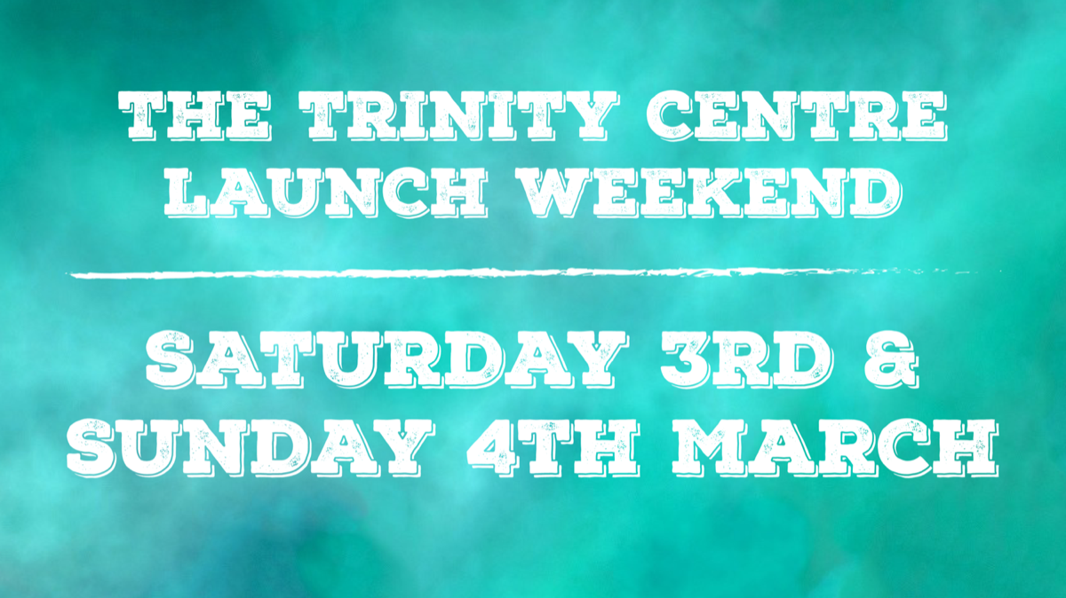 Transformational community (Trinity Centre Launch Service) Image