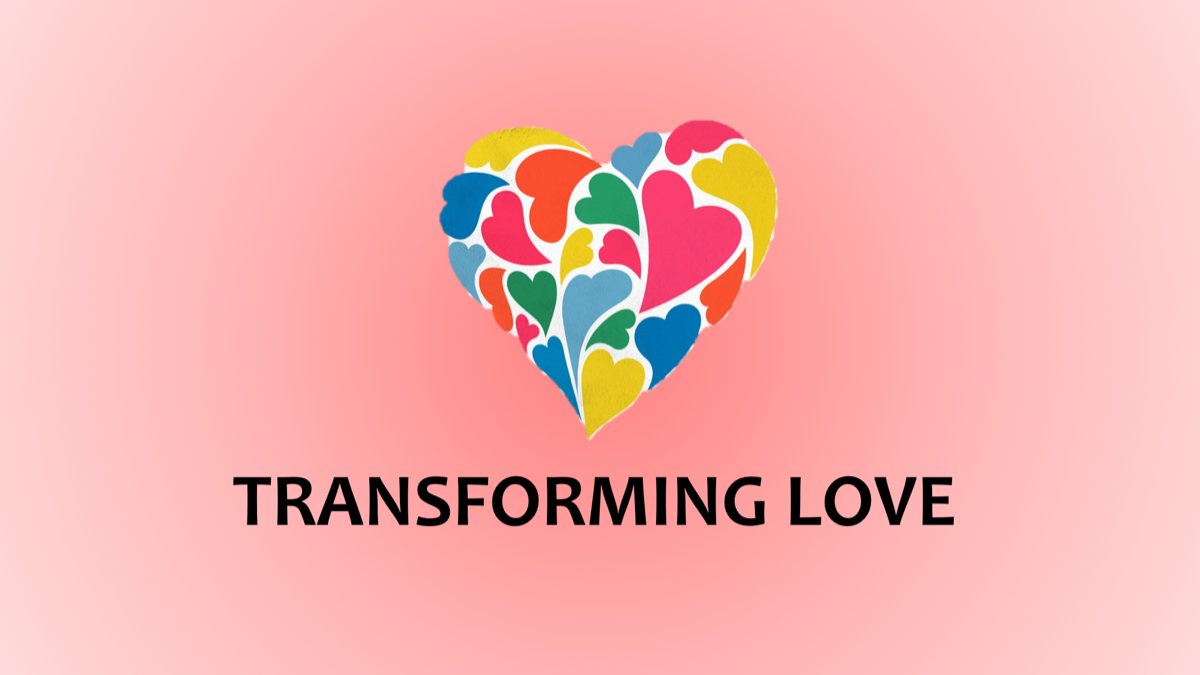 The love of Christ transforming lives Image
