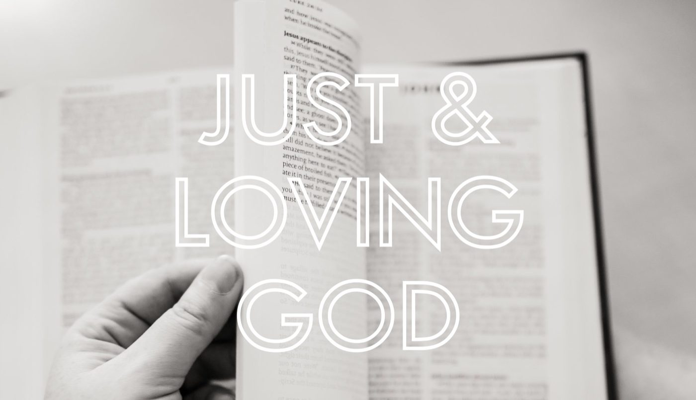 Just and loving God
