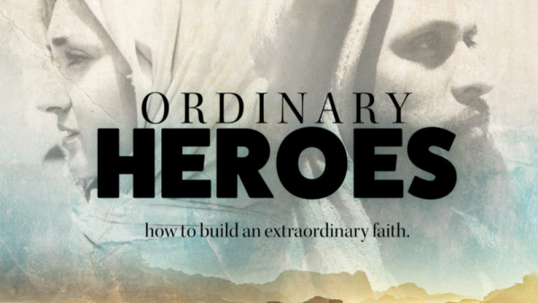 Ordinary heroes: Queen Esther - \'for such a time as this\' Image