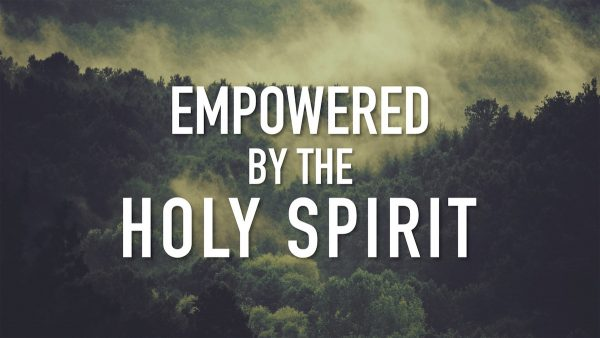 Empowered by the Spirit to be generous Image