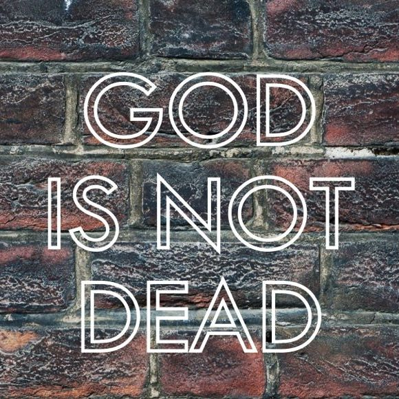 Blog Gods not dead