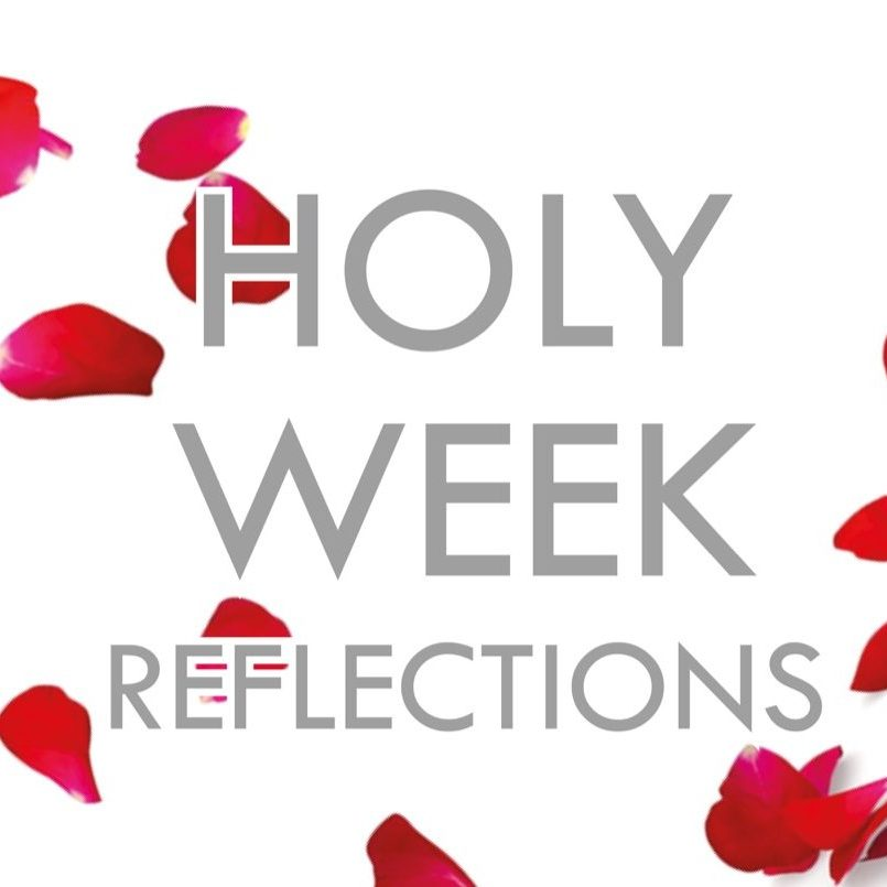 Blog Holy Week