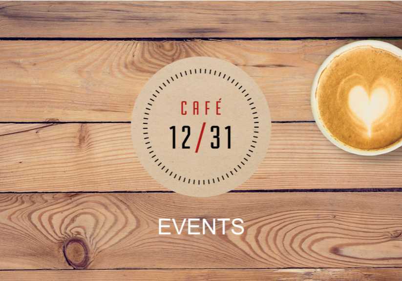 Cafe 1231 events