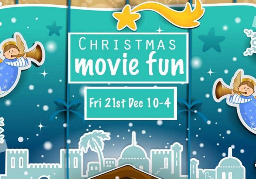 Cafe Christmas Movie