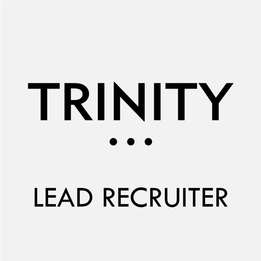 TRINITY Safeguarding recruiter